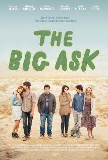 I just saw this film. It is about how you handle your problems. It is about finding the cure to your broken heart. It is about friendship and what it means when it comes to The Big Ask. I repeatedly exclaimed WTF during the film during the BIG ASK scenes. Anyway, I think it is a pretty enjoyable film. No, I may not say that it is a feel-good kind of film, because according to my own personal opinion, it is not. But who knows you'll like it.