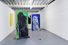 CATHERINE BIOCCA Blushing Sculptures / I + II, 2015