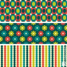 Veronica Galbraith • Surface Pattern Designer • That Pretty Lady • Coordinates