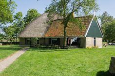 We zijn getrouwd in Museum Boerderij Jan Lont
