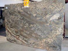 Bordeaux River Granite Slab 0606 Possibly for the island but maybe too dark? Granite Slab, Granite Counters, Concrete Countertops, Brown Granite, Outdoor Kitchen Countertops, Granite Kitchen, Granite Colors, Kitchen Trends, Kitchen Ideas