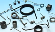 International Spring Industries offers durable, high quality spring materials. We offer services such as remodeling of coil, leaf spring and rubber rebonding.
