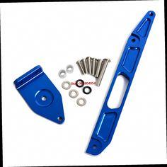46.03$  Buy now - http://ali9tu.worldwells.pw/go.php?t=32751851120 - Blue CNC Mounting Kit Bracket for Yamaha XJR1300 2002 - 2015 2004 2005 2006 2008 2010 2013 2014