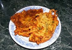 Petrezselymes tócsi Hungarian Recipes, Scones, Curry, Chicken, Kitchen Stuff, Ethnic Recipes, Breads, Food, Bread Rolls