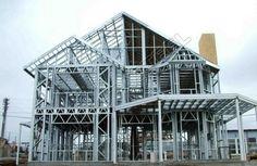 Veja dicas de construção a seco e como utilizar este processo construtivo que mais cresce no Brasil e saiba oque e Steel freme confira os detalhes