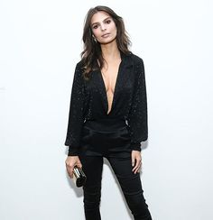 Spotted: @emrata at @vincecamuto's all-girls dance party at The A-List in Beverly Hills. (: John Salangsang) #wwdeye