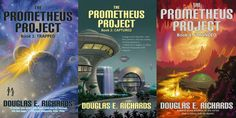 The Prometheus Project  Uprooted to the backwoods of Pennsylvania, a brother and sister discover their scientist parents are part of a mysterious project that could get them all imprisoned or worse.  ( FIC)