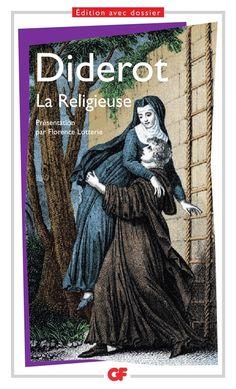 La religieuse by Diderot