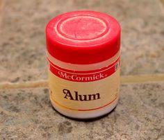 alum makes hydrangeas last longer