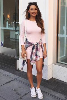 awesome 41 Most Popular Casual Outfits to Improve Your Style http://attirepin.com/2018/02/05/41-popular-casual-outfits-improve-style/
