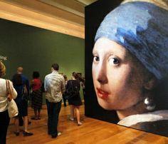 A tavola con Vermeer