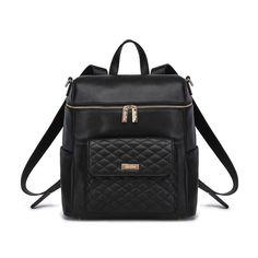 Stylish Diaper Bag backpack.