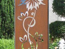 109 Besten Japanischer Garten Bilder Auf Pinterest Corten Steel