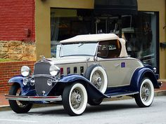 Great car from another era~