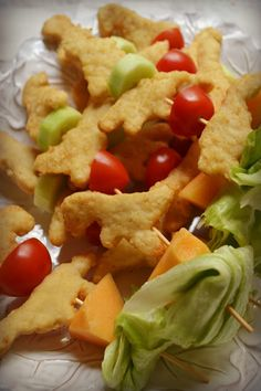 Steggles Chicken Tempura Dino Snacks - Exciting Ways to Serve Chicken for Kids Plus a Free Recipe E-Book Download