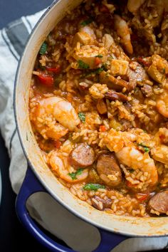 Friendly reminder that the Kindle version of my debut cookbook, The Ancestral Table, is available for $2.99 on Amazon for today (Nov 24th) only! Jambalaya has its origins in European cuisine, and i...