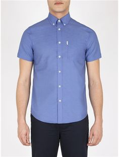 Classic Oxford Short Sleeve Shirt