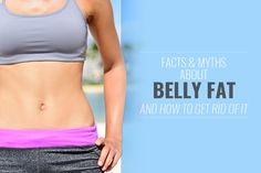 Bust these fat-loss myths in order to get toned, slim body. Get ready to break down 10 biggest fat burning myths and make sure you don't make these mistakes. Get Toned, Common Myths, Slim Body, Fat Burner, How To Get Rid, Need To Know, Burns, Facts, People