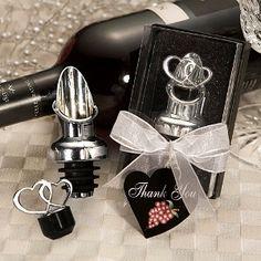 Heart Design Wine Pourer/Stopper