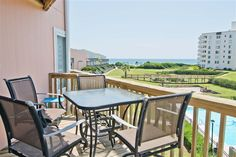 Sound of the Sea North 205 is a 2 bedroom, 1 bathroom Oceanview vacation rental in Emerald Isle, NC.