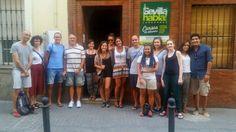 www.sevillahabla.com  info@sevillahabla.com Cursos de español al mejor precio de Sevilla. ¡Abrimos nuevos grupos para todos los niveles (A1-C1)!  Grupos de mañana y grupos de tarde.  Próxima fecha de comienzo: lunes 25 de julio.