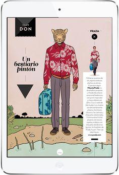 Revista Don Free iPad Magazine. More on www.magpla.net MagPlanet #TabletMagazine #DigitalMag