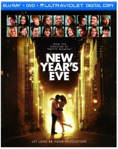 New Year s Eve (Single-Disc Blu-ray/DVD+UltraViolet Digital Copy Combo Pack)
