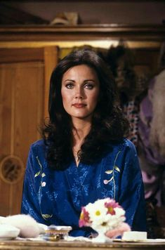 Lynda Carter in The Muppet Show 1980 Linda Carter, Vintage Hollywood, Classic Hollywood, Susan Oliver, Vera Ellen, Wonder Woman Comic, Wonder Women, The Muppet Show, Best Superhero