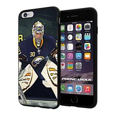 "Hockey NHL Ryan Miller - Buffalo Sabres , Cool iPhone 6 Plus (6+ , 5.5"") Smartphone Case Cover Collector iphone TPU Rubber Case Black Phoneaholic http://www.amazon.com/dp/B00VU0WH6Y/ref=cm_sw_r_pi_dp_7O1nvb1VNE2K7"