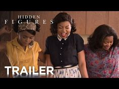 Hidden Figures | Teaser Trailer [HD] | 20th Century  FOX - YouTube This is a must see! Based on a true story