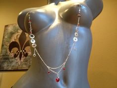 1000 images about pierce on pinterest belly chains for Pierced nipple stretching jewelry