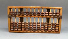 2600 B.C. The Chinese introduce the abacus. It was used in China for calculating the census as recently as A.D 1982.