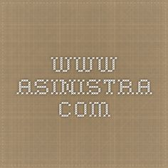 www.asinistra.com
