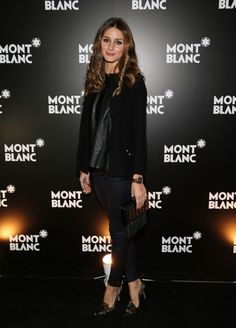 THE OLIVIA PALERMO LOOKBOOK: Olivia Palermo at the Madison Avenue Boutique Opening in NYC.