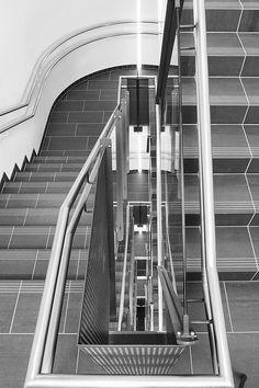 Klostergt 46-48 (2010) – ARC arkitekter Stairs, Home Decor, Stairway, Decoration Home, Staircases, Room Decor, Stairways, Interior Design, Home Interiors