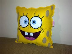 Almohada Bob Esponja • Spongebob cushion