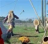 throwing the hawk
