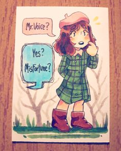 Little Misfortune by ijustwannahavefunn on DeviantArt Creepy Gif, Cry Anime, Little Misfortune, Miss Fortune, Girls Anime, Classic Literature, Fun Comics, Halloween Wallpaper, Monster Hunter
