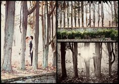 looooove these pics among the trees, gorgeous!!