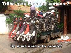 Tudo pronto para o final de semana! #trilha #mx #motocross #ready #rider #goride #readytoride