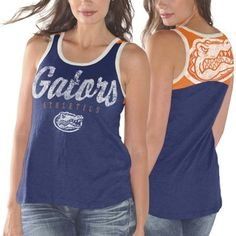Florida Gators Ladies National Title Tank - Royal Blue