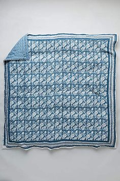 Kerry Cassill Indigo Resort Quilt - anthropologie.com