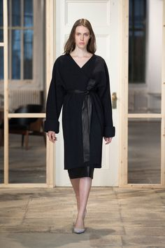 A look from Protagonist's fall 2015 collection. Photo: Protagonist