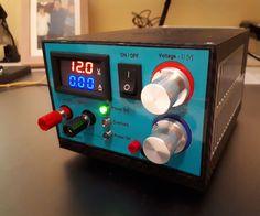 Compact Regulated PSU - Power Supply Unit