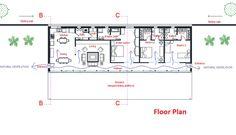 1937 sq ft  3 beds  4.00 baths 1 Fl