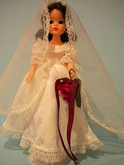 Sindy wedding bells 1984