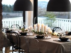 www.byrust.no/blogg // Table setting