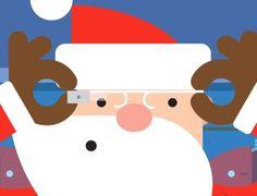 Google's Santa Tracker is a Digital Advent Showing How Santa Preps #advent #holiday trendhunter.com