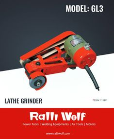 This tool post grinder is designed specifically for the mini lathe. Precision internal & external grinding in machine shop.