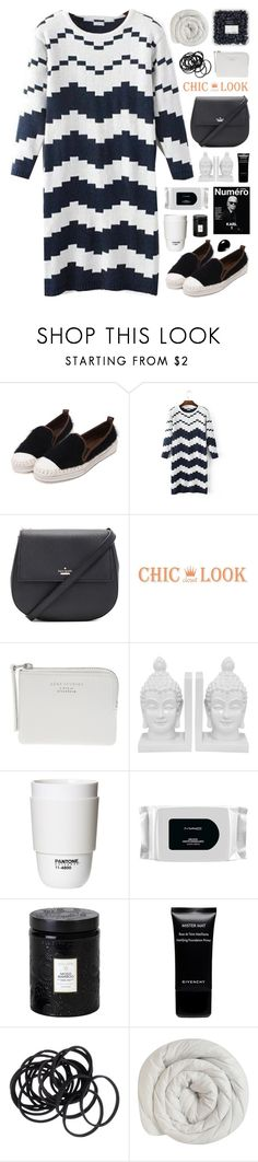 """""""CHIC LOOK CLOSET"""" by novalikarida ❤ liked on Polyvore featuring Kate Spade, The Webster, Three Hands, ROOM COPENHAGEN, MAC Cosmetics, Voluspa, Givenchy, H&M, Alexander McQueen and chiclookcloset"""